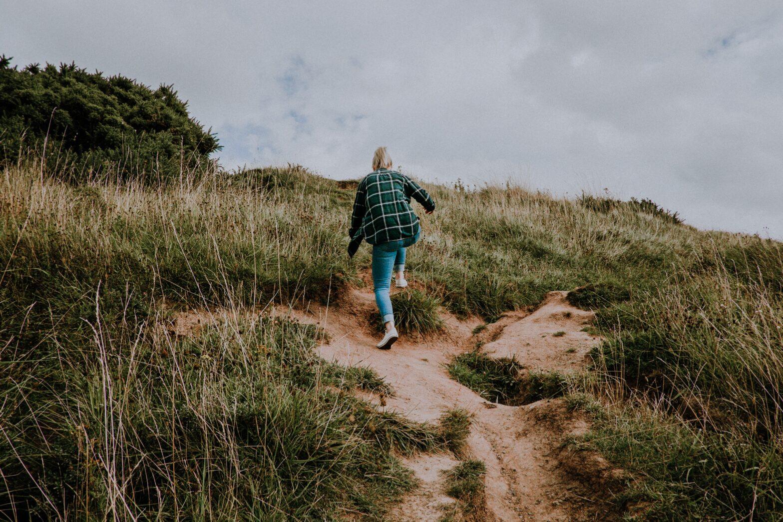 Bli starka och slank med outdooraktiviteter