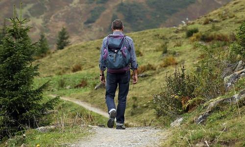 Förbered dig för en bergsbestigning